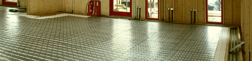 Electric Floor Heating Systems